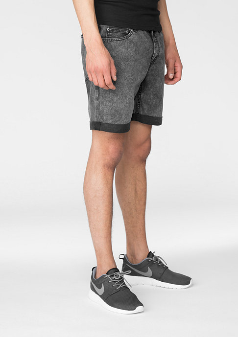 Cheap Monday Jeans-Short High Cut black format