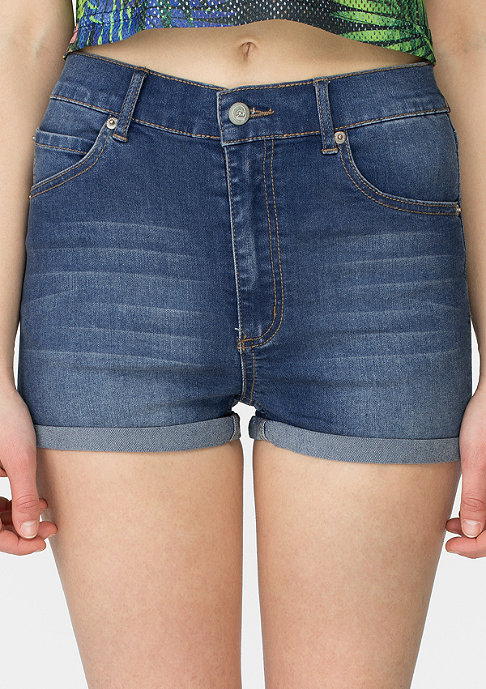 Cheap Monday Jeans-Short Skin sonic