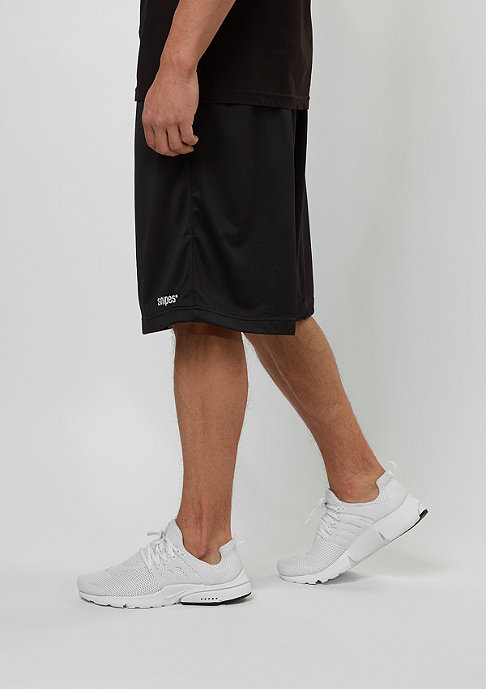 SNIPES Basic Mesh black/white