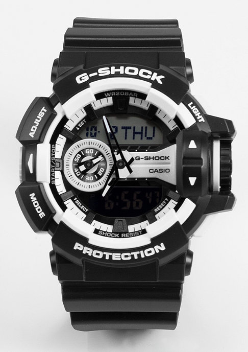G-Shock GA-400-1AER