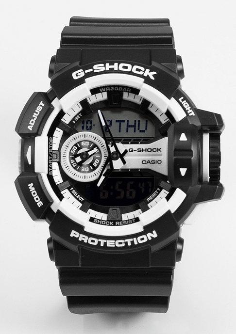 G-Shock Uhr GA-400-1AER