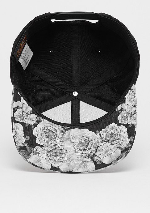 Flexfit Roses black/grey