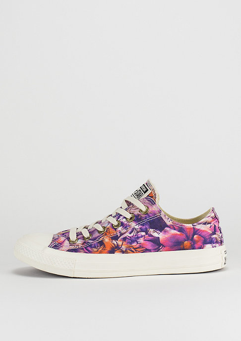Converse Schuh Chuck Taylor All Star Floral periwinkle
