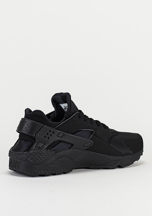 NIKE Air Huarache black/black/white