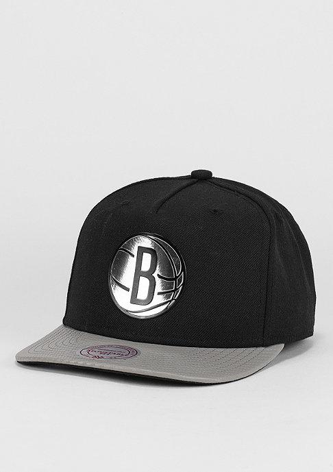 Mitchell & Ness Snapback-Cap Neo NBA Brooklyn Nets