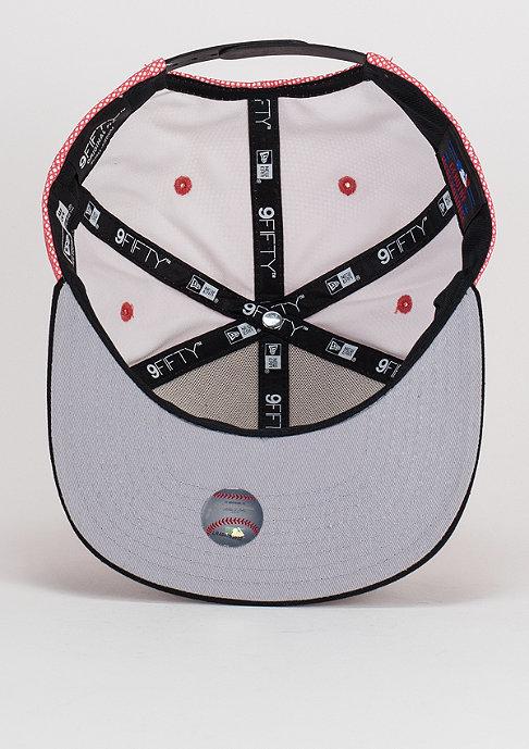 New Era Snapback-Cap Seasonal Meshcrown MLB Boston Red Sox