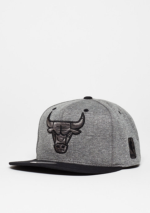 Mitchell & Ness Broad Chicago Bulls grey/black