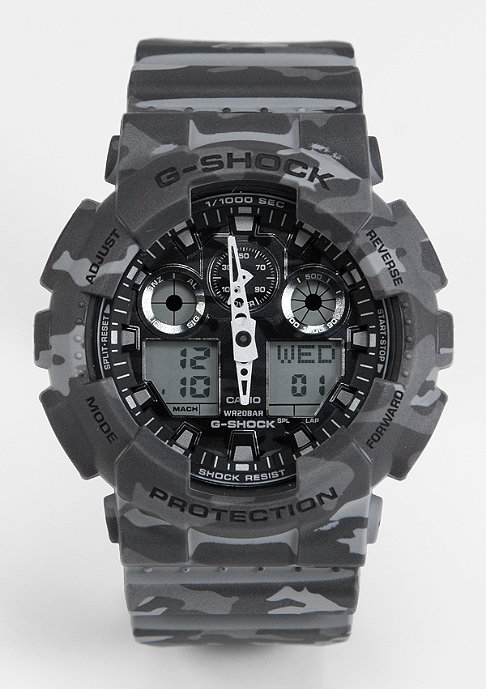 G-Shock Uhr GA-100CM-8AER