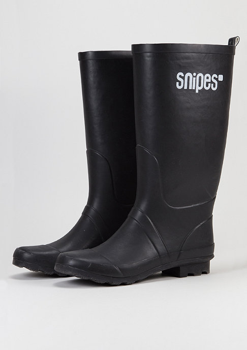 SNIPES Gummistiefel Rainboot Men black