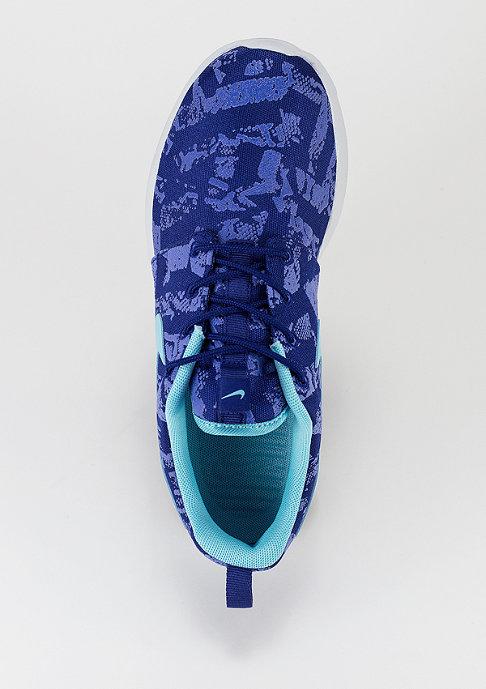 NIKE Roshe One Print royal/blue/platinum