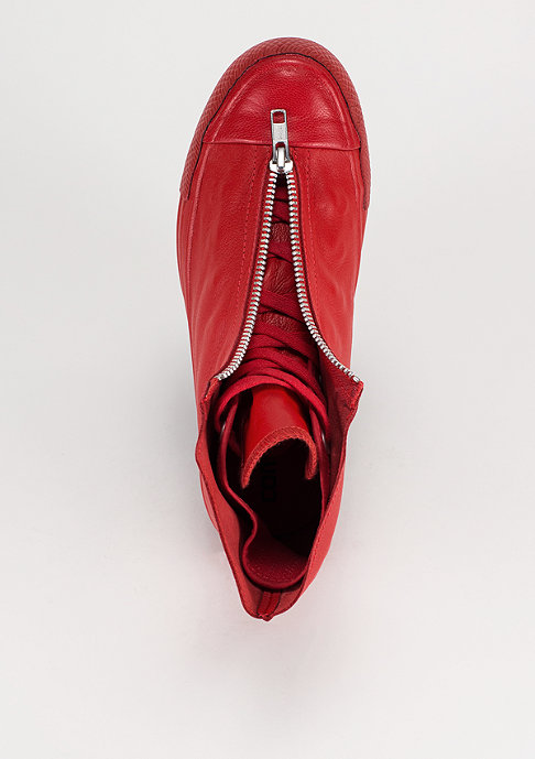 Converse Schuh CTAS Leather Shroud red/red/red