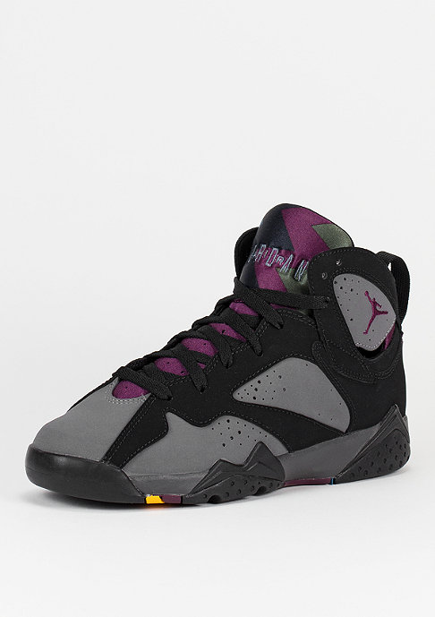 JORDAN Air Jordan 7 Retro black/bordeaux
