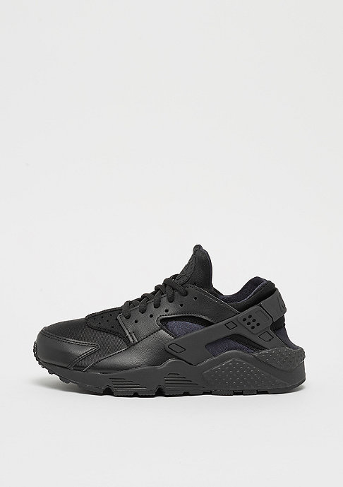 NIKE Air Huarache Run black/black