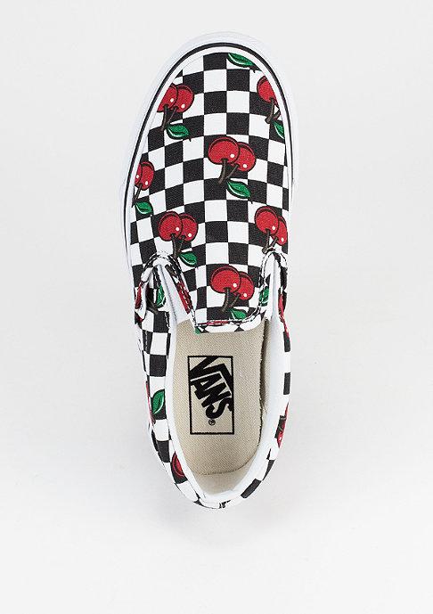 VANS Schuh Classic Slip-On black/true white