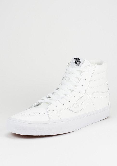 VANS Schuh Sk8-Hi Reissue Premium Leather t.white