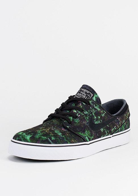 NIKE SB Skateschuh Zoom Stefan Janoski CNVS PRM green/black