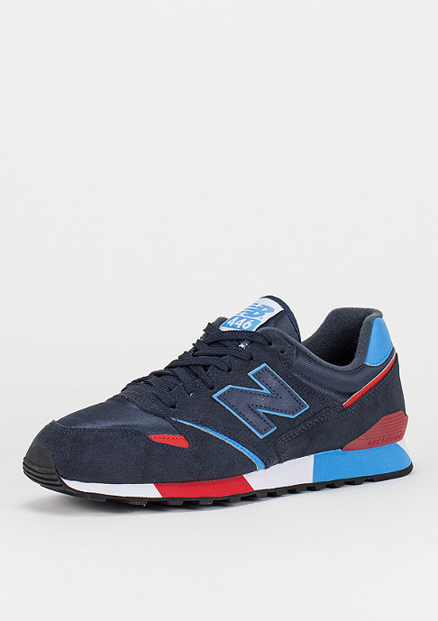 New Balance U 446 NOT navy/red