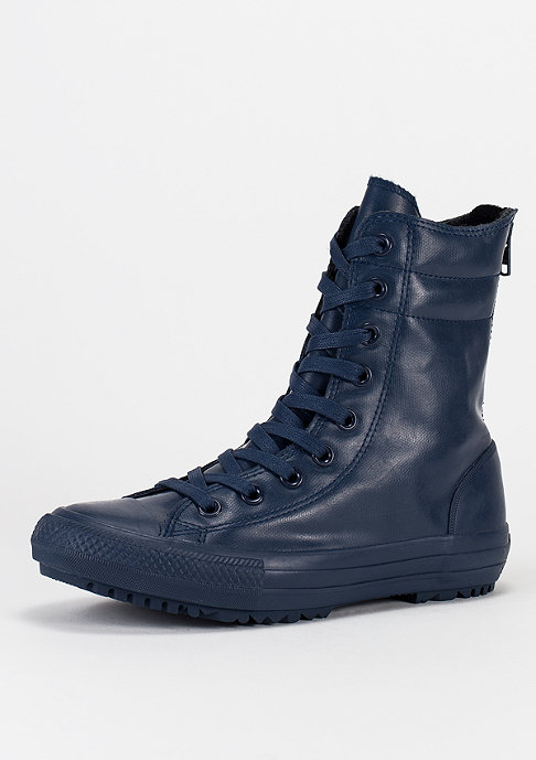Converse CTAS Hi-Rise Boot Rubber nighttime navy