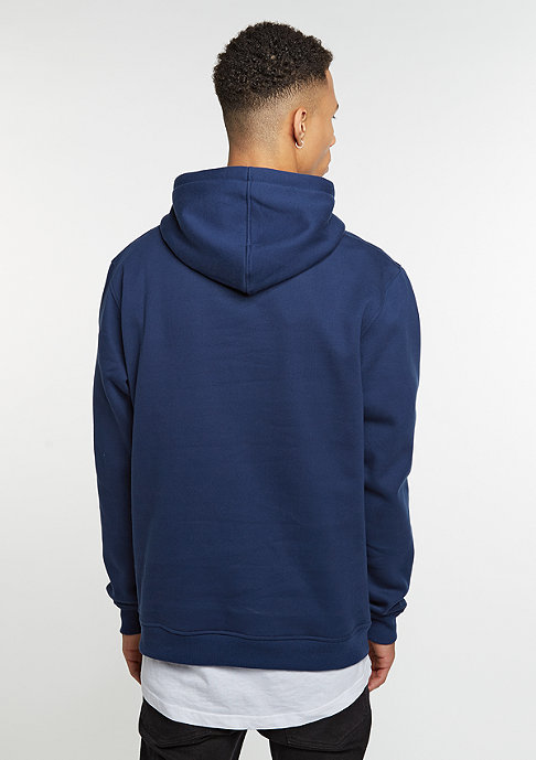 SNIPES Chenille Logo navy/off white