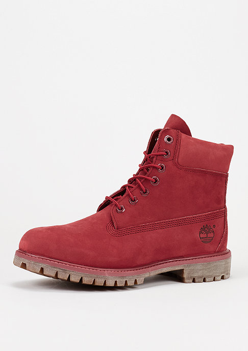 Timberland Stiefel 6-Inch Premium Boot red
