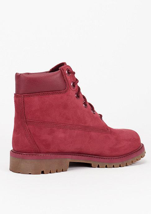 Timberland Kids 6 inch Premium red