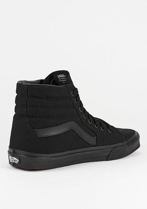 VANS Sk8-Hi Canvas black/black