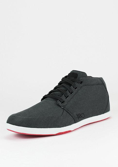 K1X LP black tweed/red