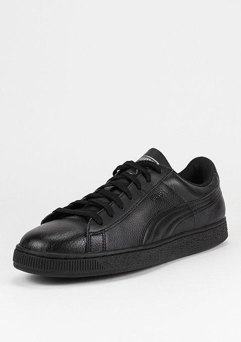 Puma Schuh Basket Classic Reflective black/p.silver