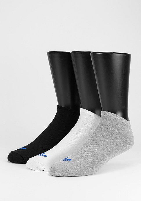 adidas Sport-Socke Trefoil Liner white