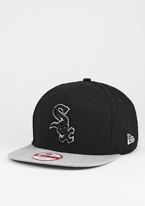 New Era Snapback-Cap Tonal Infill MLB Chicago White Sox