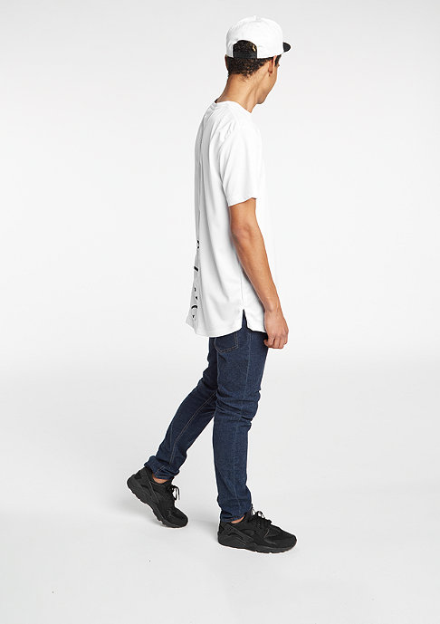 King Apparel Hardgraft Noir white