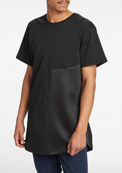 King Apparel T-Shirt Script Premium black