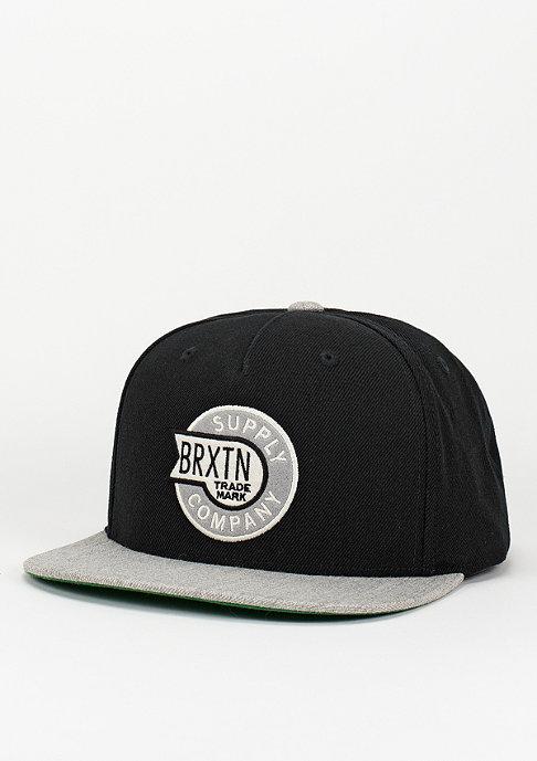 Brixton Sledd black/light heather grey