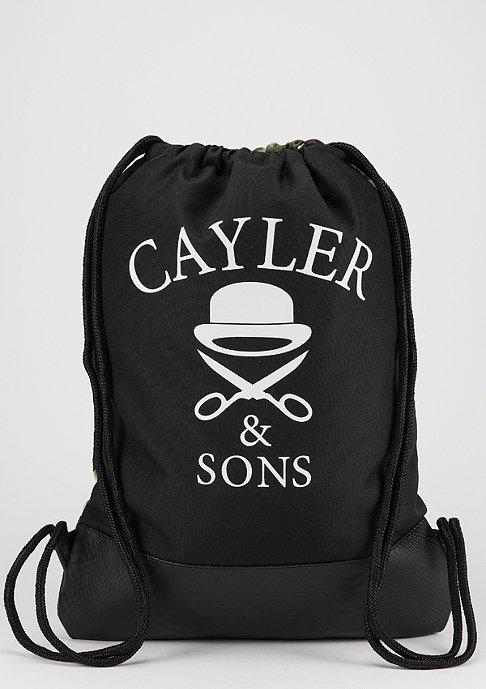 Cayler & Sons C&S WL Gymsack Hello Brooklyn black