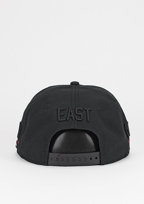 Cayler & Sons Snapback-Cap West black/white/red