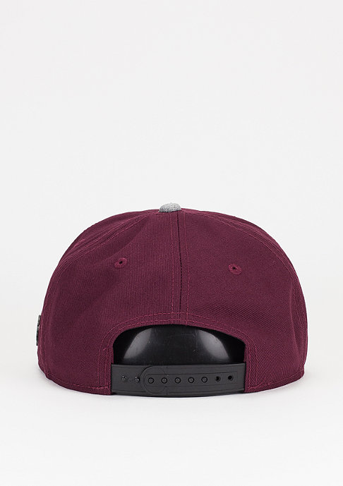 Cayler & Sons C&S CL Cap Bright Ideas maroon/dark grey