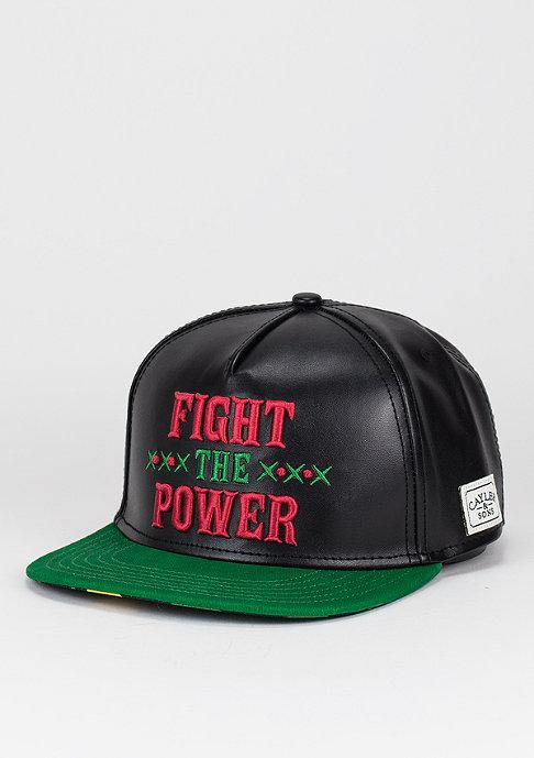 Cayler & Sons C&S WL Cap Fight Back black/rasta
