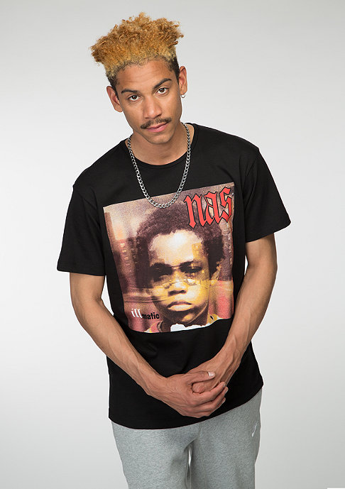 Artist by Mister Tee T-Shirt Illmatic black