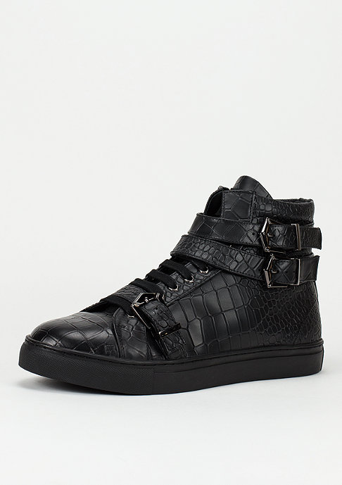 Black Kaviar Schuh Milan black