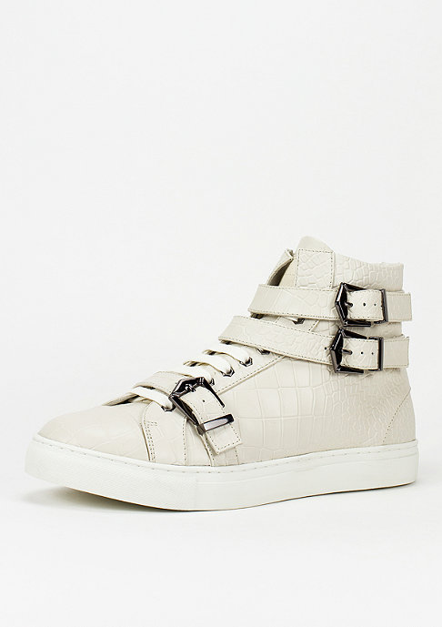 Black Kaviar BK Shoes Milan off white