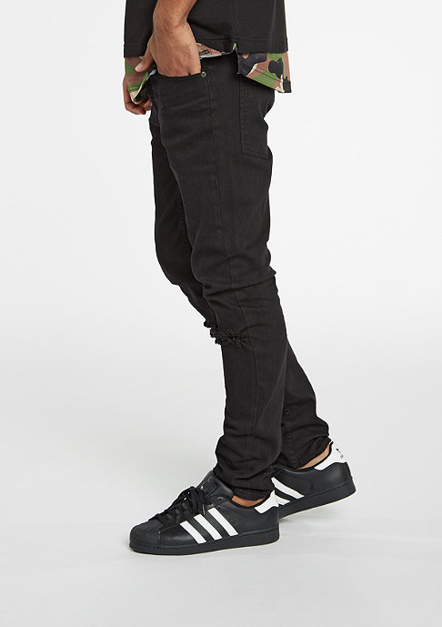 Cheap Monday Jeans Tight Rip black