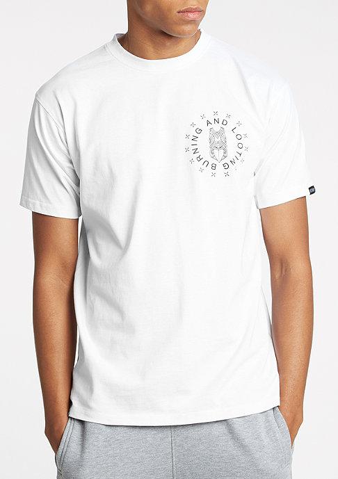 Grimey T-Shirt T.R.I.B.E. white