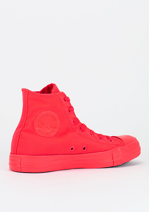 Converse CTAS Core Canvas red monochrome