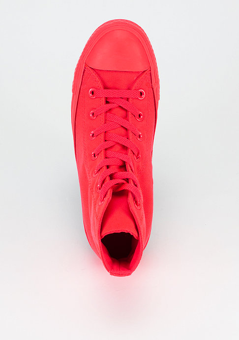 Converse Schuh CTAS Core Canvas red monochrome