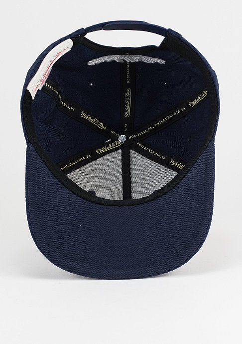 Mitchell & Ness Snapback-Cap Pinscript navy