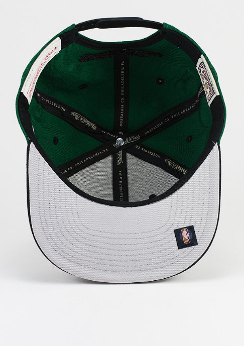 Mitchell & Ness Team Arch HWC Boston Celtics green/black