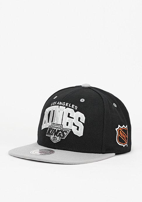 Mitchell & Ness Snapback-Cap Team Arch NHL Los Angeles Kings black