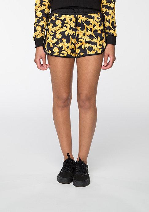 Cayler & Sons C&S SL Shorts Expensive Taste black/gold