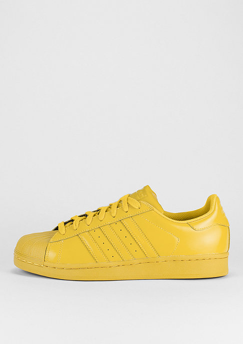 adidas Schuh Superstar Supercolor tribe yellow