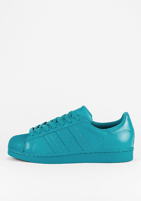 adidas Schuh Superstar Supercolor lab green